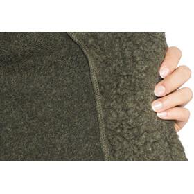 Bergans Oslo Wool LooseFit Jacket Women Seaweed Mel